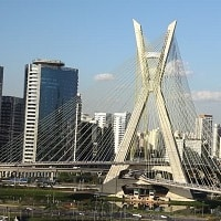 São Paulo is the main hub of technology and innovation in Brazil
