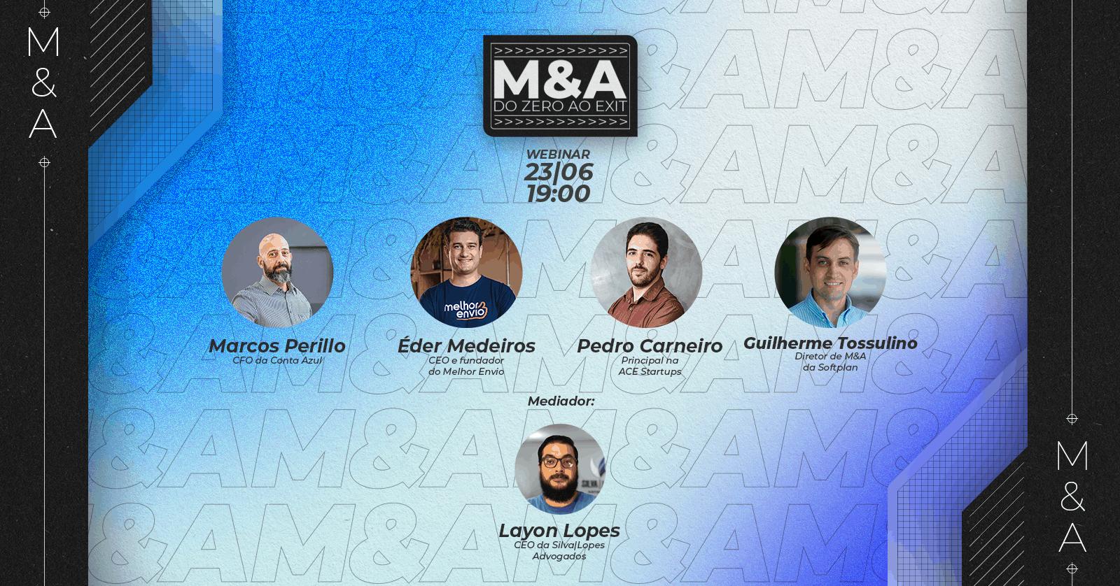 Silva Lopes Advogados realiza webinar gratuito sobre M&A