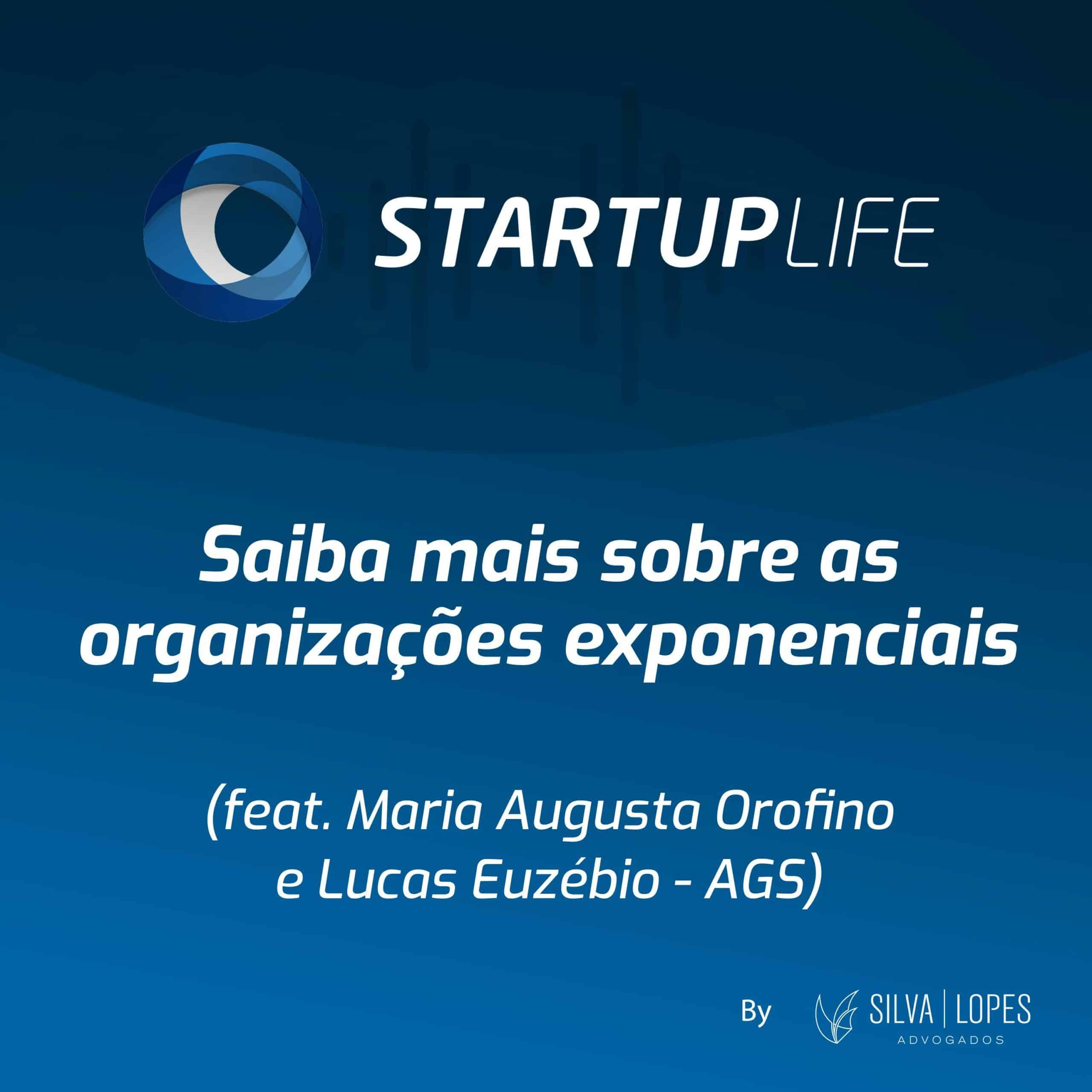 Saiba mais sobre as organizações exponenciais