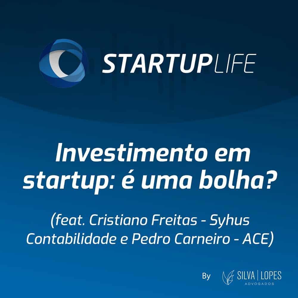 Investimento em startup: é uma bolha?