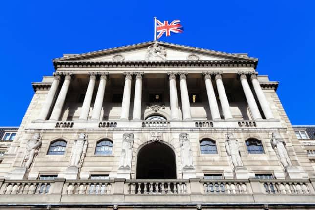 Big techs precisam de 'teste de resiliência' em sistema de nuvem, diz Banco da Inglaterra