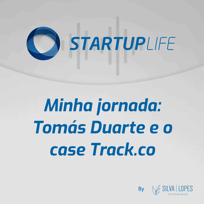 Minha jornada: Tomás Duarte e o case Track.co